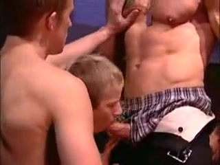 Crazy male in best uniform homo porn movie Sultry Blake and Samantha are Kinky