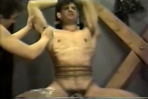 Amazing male in hottest bdsm, fetish gay sex clip topless girls in waders