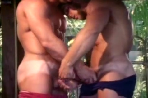 Hot Muscle Threesome xvideo free porn video