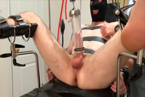 Crazy male in amazing fetish, bdsm homo adult scene private casting cum in the ass
