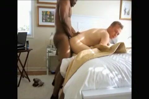 Fabulous male in incredible interracial, webcam homosexual porn clip hidden camera missionary sex
