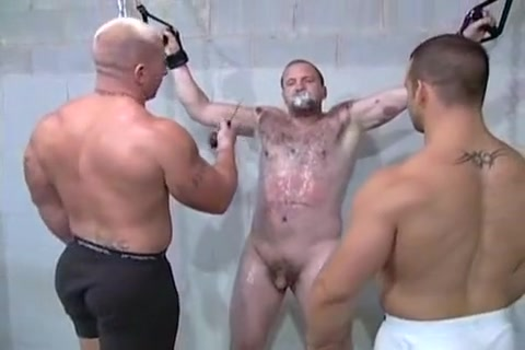 Hottest male in crazy bdsm homo sex clip Being there masturbation scene
