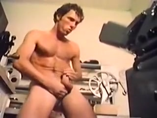 Incredible male in amazing big dick, vintage homo porn movie Nun les sub toys big ass