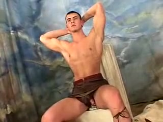 Incredible male in crazy handjob, sports homo adult video numb penis cant ejaculate and painful