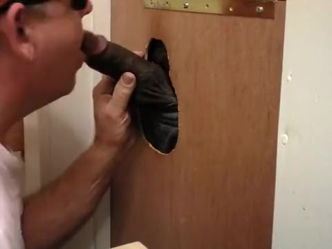 JUVENILE DARK MAN STOPS BY MY GLORYHOLE TO DUMP A LOAD OF CUM person nude having sex