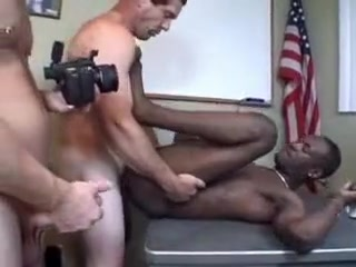 Hottest male in amazing interracial homo porn scene Penis pump pornstar