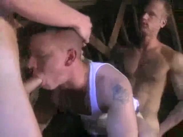 Two Latinos Fuck Bareback sharing my wife sex tube