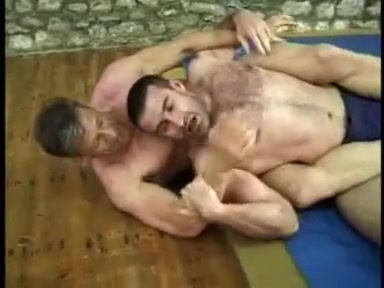 2 Guys Giving Hell Milf caught masturbating on couch