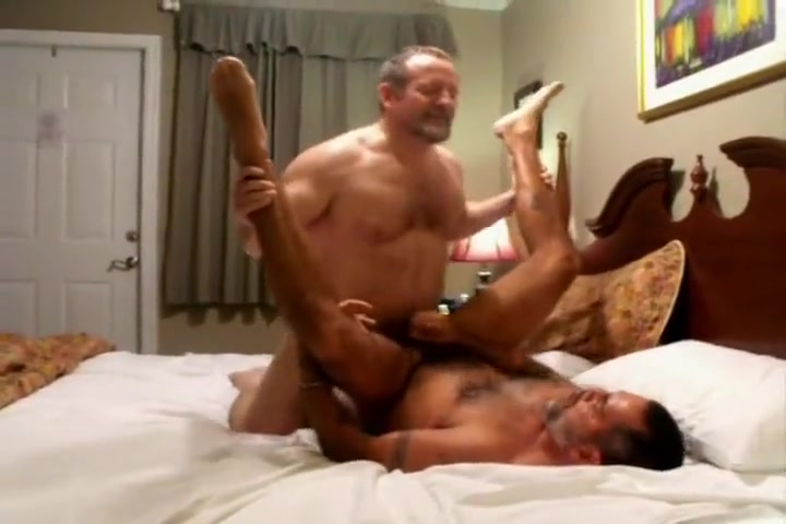 Horny Mature Stretching Boyfriend Ass on a Bed Wrestling lesbo fingers pussy and licks clit