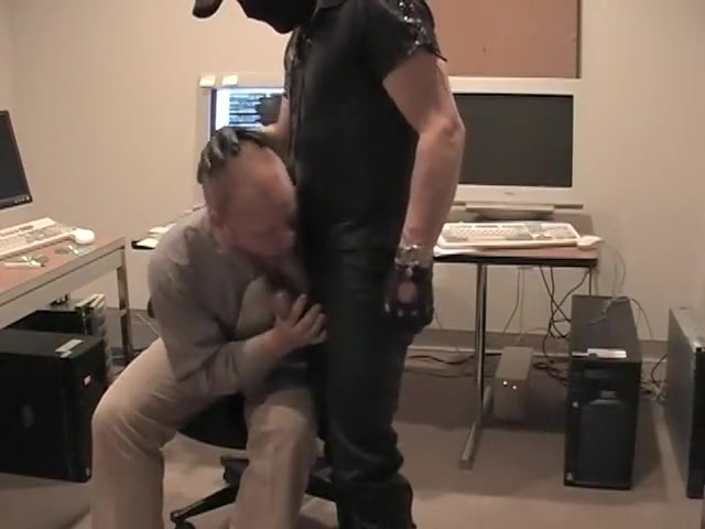 Submissive Guy Sucking Dick Double whipping naked muscular male slaves