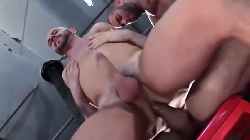 Nasty Gay Trio In Tats Fucking Topless Blonde Teen Gives Amazing Head!