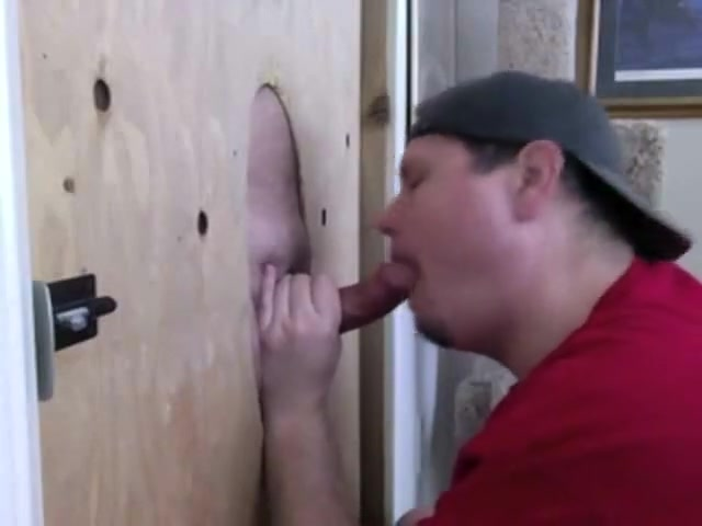 Hot Sucking Through The Gloryhole Real house wife sex tape