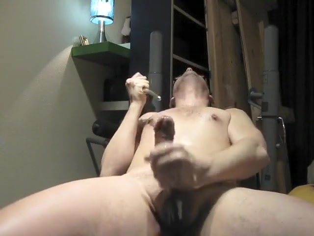 Mature Wanker Use A Toy chicken breasts with stuffing mix