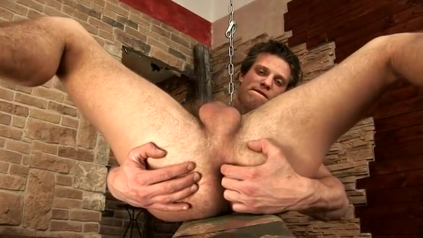 Dima Lukin Jerking Off Smiling milf video