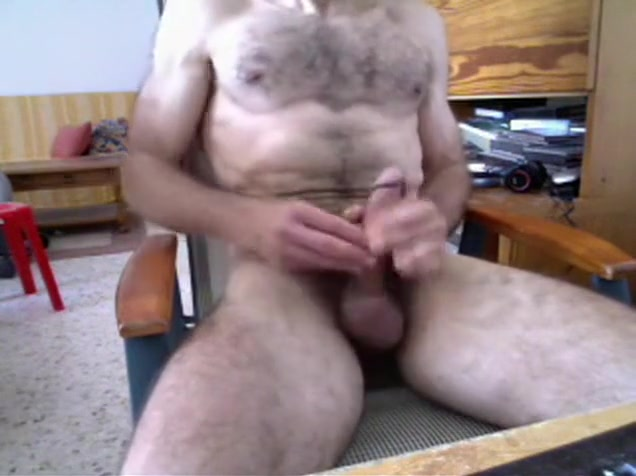 Webcam Bear Beating Off Free scandal sex video