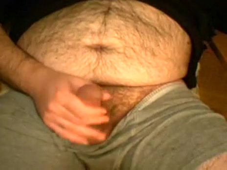 Chub jerks in and out of undies largest insertion fuck cunt