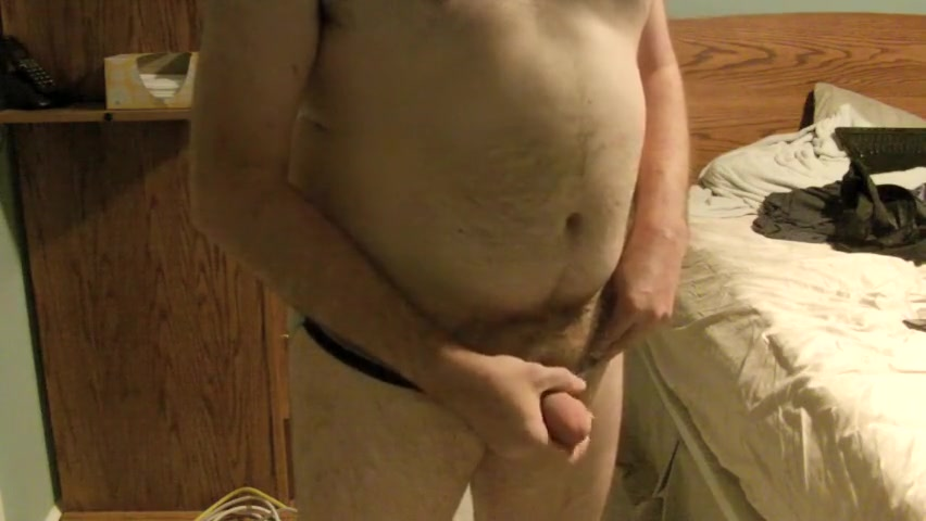 Filthy Bear Masturbating account cum shot suprise.com