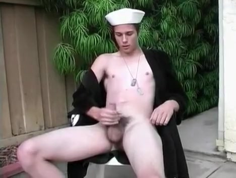 Sailor And His Mast blonde girl sex in video store