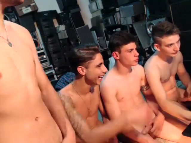 Group Of Friends Masturbating Hijaped Anal