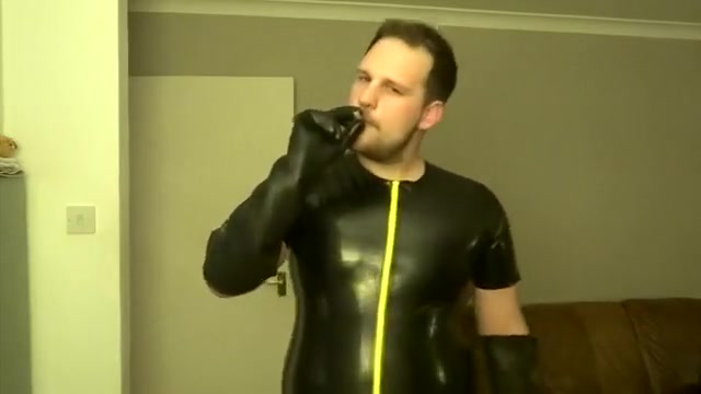 Cub in Rubber and Leather Smoking porn vedios for ipod free