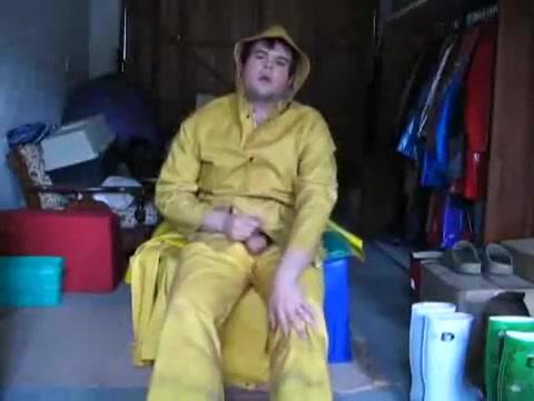 Dirty Yellow Rainwear the idiots guide to amazing sex