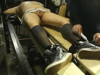 Goth pup 101814 Pt 2 Love licking in hard s e