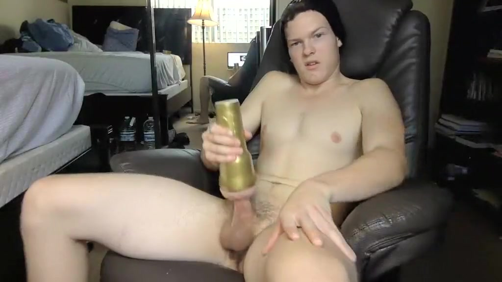 Golden Gay Porn Vibrator Demonstration I want to see