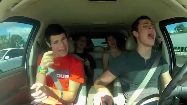 We Are Never Getting Back Together Lip Sync In The Car Maserati pornstar