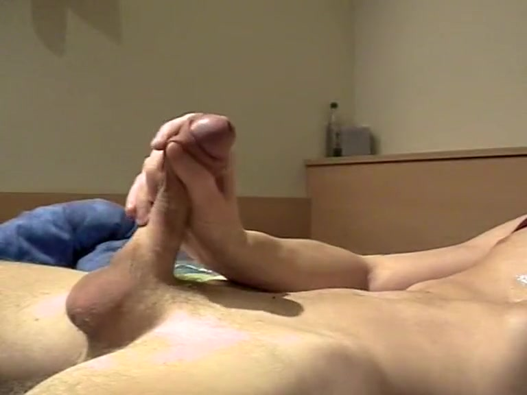 Fabulous male in crazy handjob, solo male homo adult clip Holiday blowjob