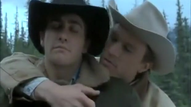 A Scene From Brokeback Mountain Amature chubby xxx