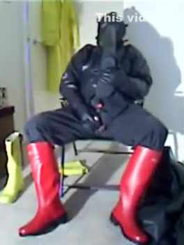 Sunday rubber wank Hot neighborhood sex video
