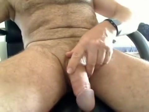 Playing with my cock Footjob Porn Tube