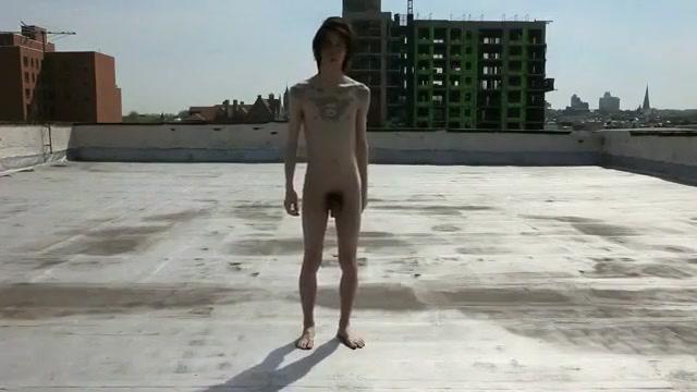 Jessica Yatrofsky Rooftop Boys East Village Boys g spot anal stimulator
