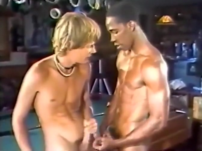 Salt And Pepper interracial threesome on bbc