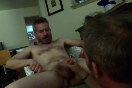 daddycock edging and ejaculating Crazy slutty milf