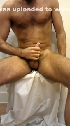 4 x cum from hairy guy Rappe tube
