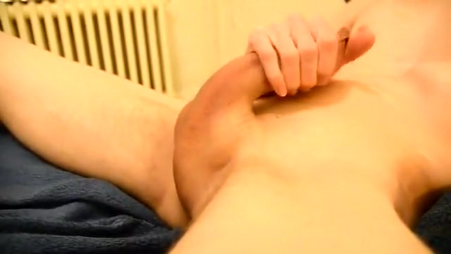 Filling my foreskin again a movies video ass