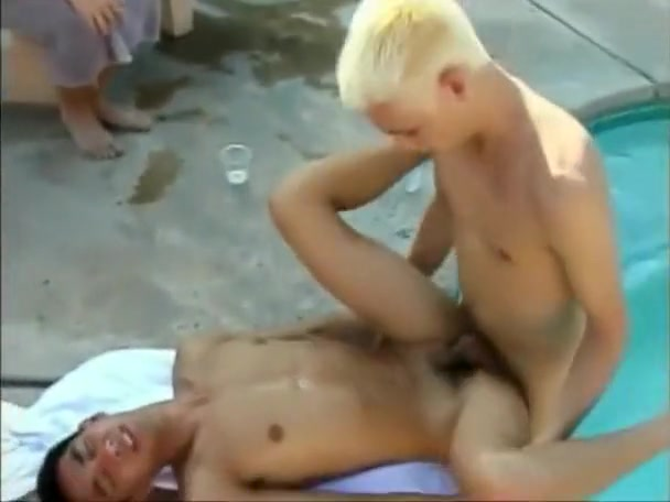 Pool Time Pt 2 beautiful busty redhead sucks dick pov vintage hairy porn old