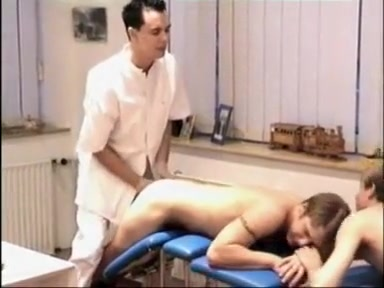 Spank Medical training idea and adult