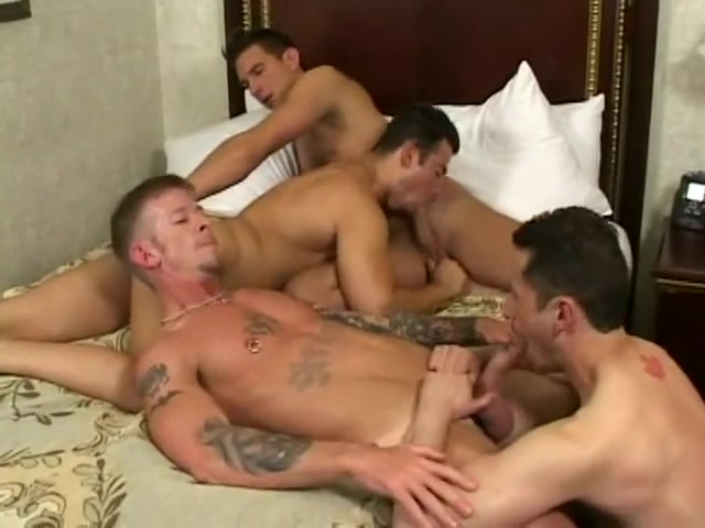 Amazing amateur gay movie with Group Sex, Barebacking scenes Big black bobs