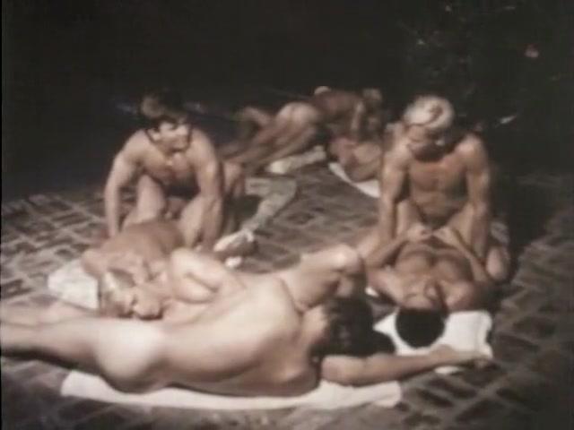 Getting It (1985) Black girl big tits gets massage a perfect body