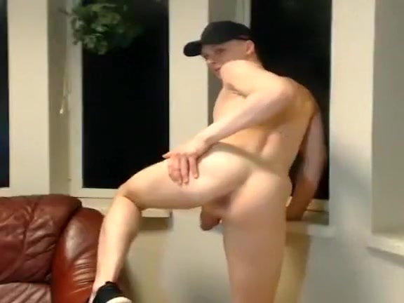 Naked horny guy on webcam My sexy life part 1