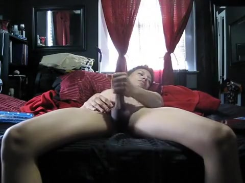 Jerk off #3 Big boobs woman lick dick and facial