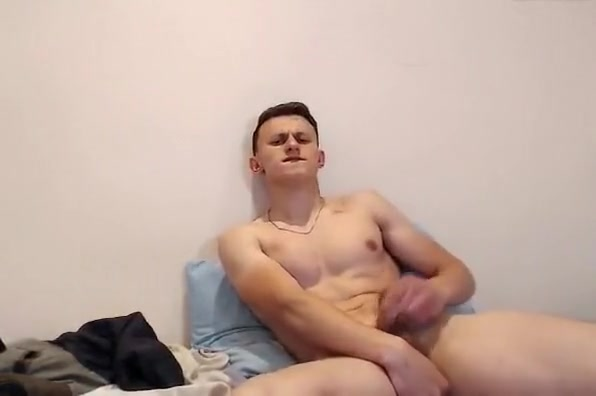Horny naked euro guy on webcam Bri olsan pornstar having sex