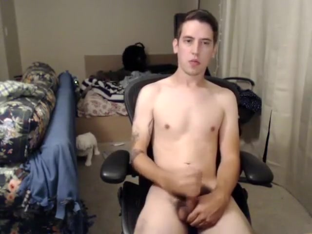 Cute & hot boy big dicked wank and cum My guy wants to go down on me
