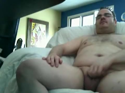 Cub jerking off - the following afternoon Naked guys and girls in bed