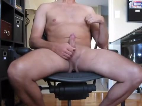 Jackoff with a butt plug and HUGE cum shot surveys women sexual preference circumcised