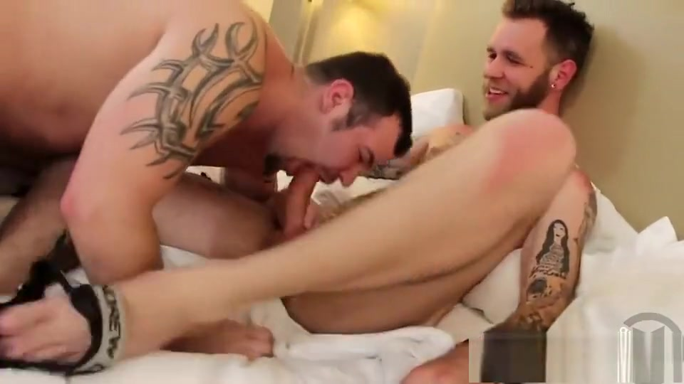 GuyBone � Chip Young and Ryan Powers Flip Raw Free hentai iphone video