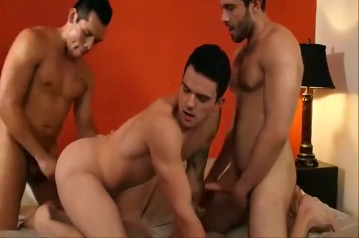 Three hot hunks bareback How to have more confidence when hookup a latina meme