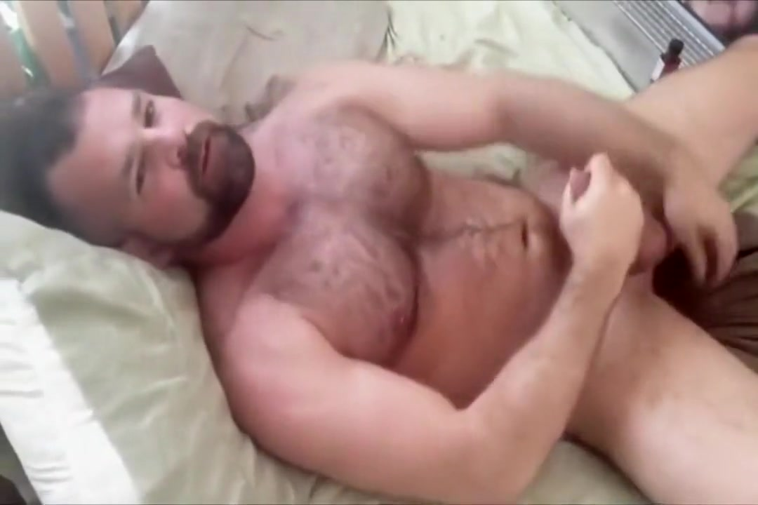 bear jerks off with toys Sex after dating 3 months